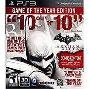 Warner Home Video Games Batman: Arkham City - Game of the Year Edition for Playstation 3