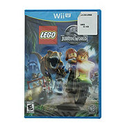 Warner Home Video Games LEGO Jurassic World for Nintendo Wii U