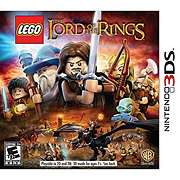 Warner Home Video Games LEGO The Lord of the Rings for Nintendo 3DS