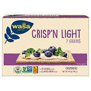 Wasa Crisp'n Light 7 Grain Crackerbread