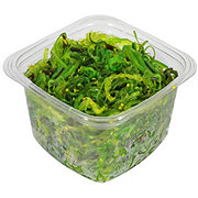 Wasabi Seaweed Salad