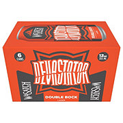 Wasatch Brewery Devastator Double Bock Lager Beer 12 oz  Cans