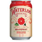 Waterloo Grapefruit Sparkling Water