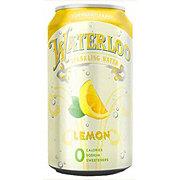 Waterloo Lemon Sparkling Water