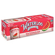 Waterloo Sparkling Water 12 oz Cans