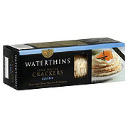 Waterthins Fine Water Crackers Classic