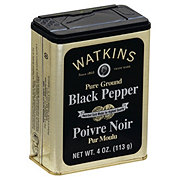 Watkins All Natural Pure Ground Black Pepper