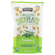 Watusee Foods Organic Rosemary Chickpeatos