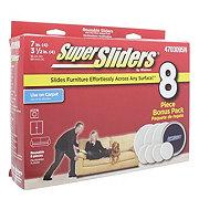 Waxman Reusable Furniture Super Sliders, 7 in & 3.5 in