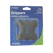 Waxman SoftTouch Gripper Pads, 1 in