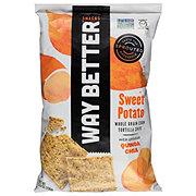 Way Better Snacks Simply Sweeet Potato Tortilla Chips