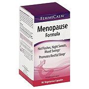 Webber Naturals FemmeCalm Menopause Formula Dietary Supplement