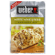 Weber White Wine and Herb Marinade Mix