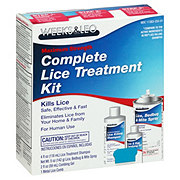 Weeks & Leo Complete Lice Treatment Kit