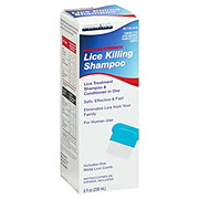 Weeks & Leo Lice Killing Shampoo