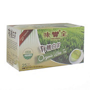 Wei-Chuan Organic White Tea