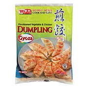Wei-Chuan Pre-Cooked Chicken Dumplings