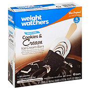 Weight Watchers Cookies & Cream Ice Cream Bars
