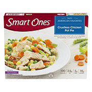 Weight Watchers Crustless Chicken Pot Pie