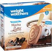 Weight Watchers Mocha Latte Ice Cream Bars