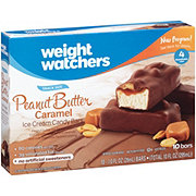 Weight Watchers  Peanut Butter Ice Cream Candy Bars