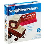 Weight Watchers Red Velvet Creme Cake