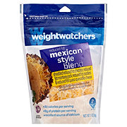 Weight Watchers Reduced Fat Mexican Style Cheese, Shredded