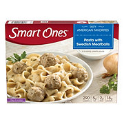 Weight Watchers Smart Ones Classic Favorites Swedish Meatballs