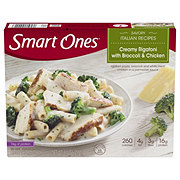 Weight Watchers Smart Ones Creamy Rigatoni with Broccoli & Chicken