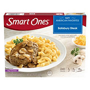 Weight Watchers Smart Ones Salisbury Steak