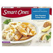Weight Watchers Smart Ones Slow Roasted Turkey Breast
