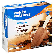 Weight Watchers Snack Size Chocolate Fudge Bars