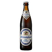Weihenstephan Hefe Weissbier Beer Bottle