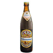 Weihenstephan Korbinian Beer Bottle
