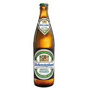 Weihenstephan Kristall Weissbier Beer Bottle