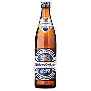 Weihenstephan Original Premium Beer Bottle