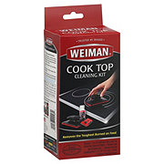Weiman Cook Top Complete Cleaning Kit