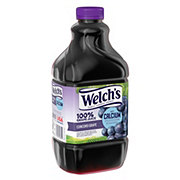 Welch's 100% Grape Juice With Calcium