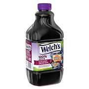 Welch's Black Cherry Concord Grape 100% Juice