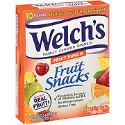Welch's Fruit Punch Fruit Snacks