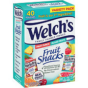 Welch's Fruit Punch & Island Fruits Assorted Fruit Snacks Combo Pack