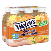 Welch's Orange Pineapple Juice Drink 6 PK