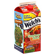Welch's Strawberry Peach Fruit Juice Cocktail Blend