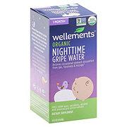 Wellements Organic Nighttime Gripe Water
