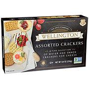 Wellington Assorted Crackers