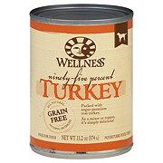 Wellness 95% Canned Turkey Dog Food