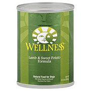 Wellness Lamb and Sweet Potato Formula Dog Food
