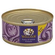 Wellness Turkey & Salmon Formula Cat Food