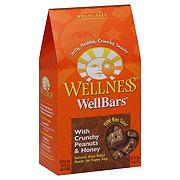 Wellness WellBars Crunchy Peanuts & Honey Dog Treats