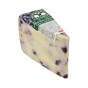 Wensleydale Creamery Anco Cheese with Blueberries
